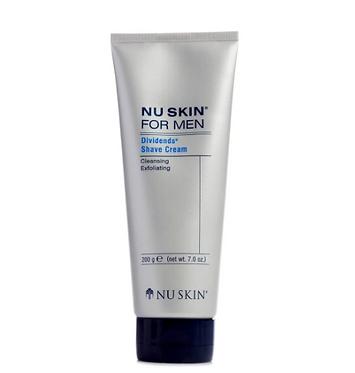 Nu Skin For Men Shave Cream