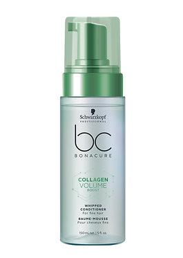 Schwarzkopf BC Collagen Volume Boost Whipped Conditioner