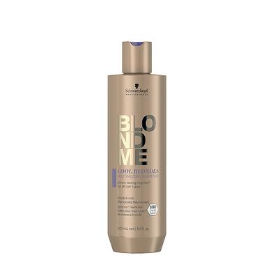 Schwarzkopf BlondMe Cool Blondes Neutralizing Shampoo