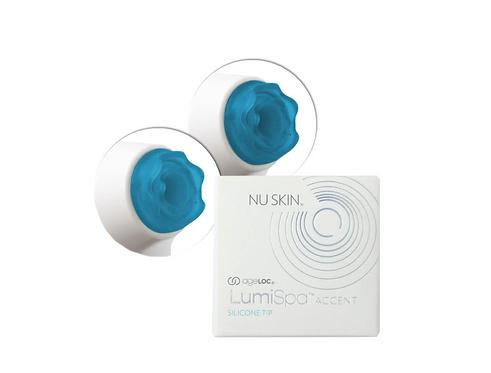Nu Skin ageLOC Lumispa Accent Ersatz-Silikon-Spitzen