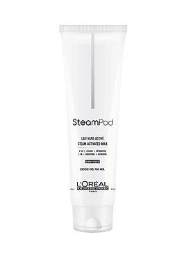 L'Oréal Steampod reparierende Glättungsmilch feines Haar