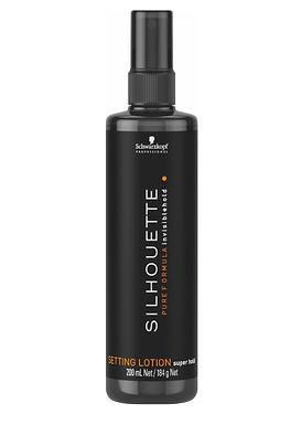 Schwarzkopf Silhouette Super Hold Setting Lotion