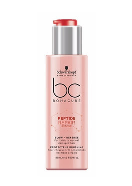 Schwarzkopf BC Peptide Repair Rescue Blow-Defense