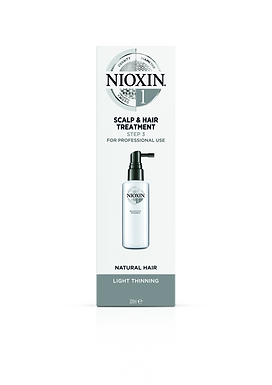 Nioxin System 1 Scalp & Hair Treatment