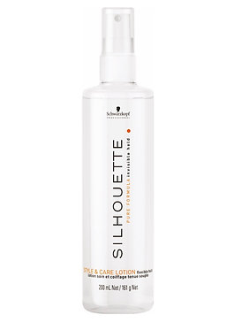 Schwarzkopf Silhouette Flexible Hold Style & Care Lotion