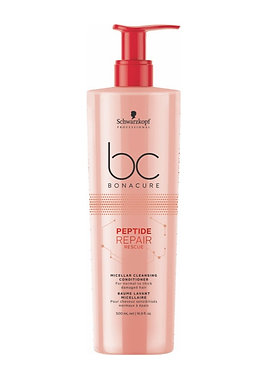 Schwarzkopf BC Peptide Repair Rescue Cleansing Conditioner