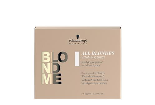 Schwarzkopf BlondMe All Blondes Detox Vitamin C Shots