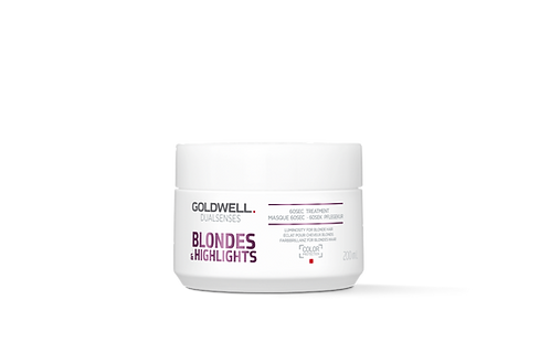 Goldwell Dualsenses Blondes&Highlights 60s Treatment