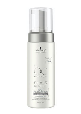 Schwarzkopf BC Scalp Genesis Root Activating Densifying Foam