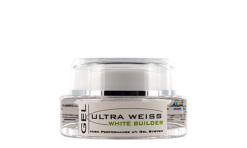 Cesars Ultra Weiss Gel White Builder