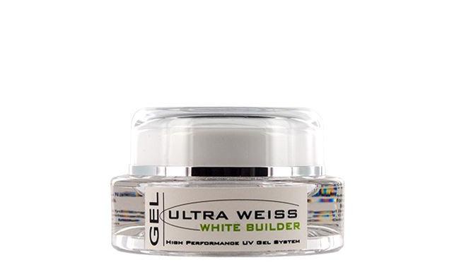 Cesars Ultra Weiss Gel White Builder