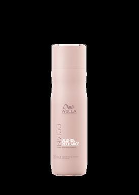 Wella INVIGO Blonde Recharge Cool Blonde Shampoo