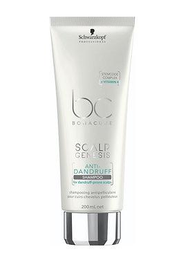 Schwarzkopf BC Scalp Genesis Anti-Dandruff Shampoo