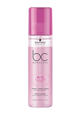 Schwarzkopf BC pH4.5 Color Freeze Spray Conditioner