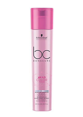 Schwarzkopf BC pH4.5 Color Freeze Silver Micellar Shampoo