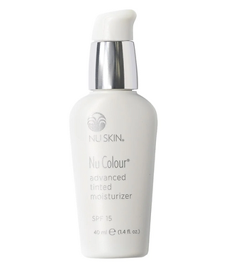 Nu Skin Nu Colour Advanced Tinted Moisturizer LSF 15