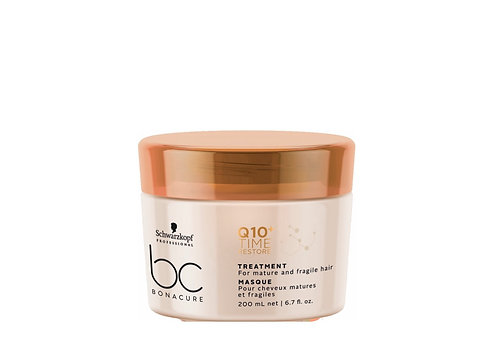 Schwarzkopf BC Q10 Time Restore Ageless Taming Treatment