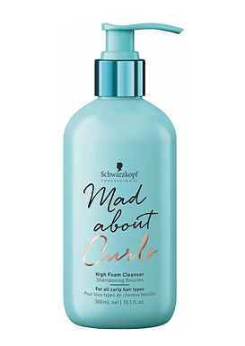 Schwarzkopf Mad About Curls Shampoo High Foam Cleanser