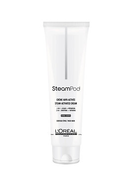 L'Oréal Steampod reparierende Glättungscreme dickes Haar