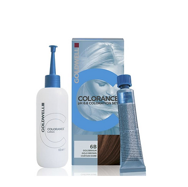 Goldwell Colorance pH 6,8 Tönungsset