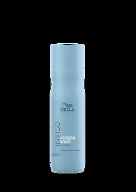 Wella INVIGO Balance Refresh Wash Revitalizing Shampoo