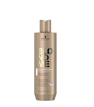 Schwarzkopf BlondMe All Blondes Detox Shampoo