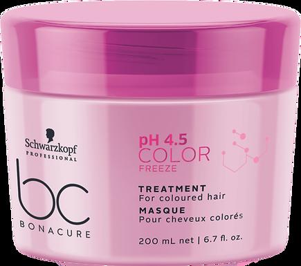 Schwarzkopf BC pH4.5 Color Freeze Treatment