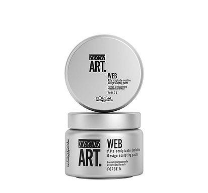 L'Oréal TECNI.ART Web Strukturpaste