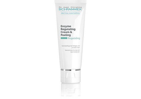 Dr. Schrammek Regulating Enzyme Regulating Cream & Peeling