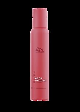 Wella INVIGO Color Brilliance Leave-In Vitamin Conditioning Mousse