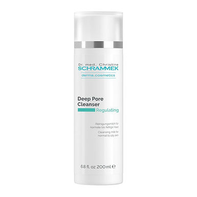 Dr. Schrammek Regulating Deep Pore Cleanser