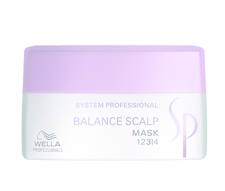 Wella SP Balance Scalp Mask