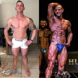 muscle comp