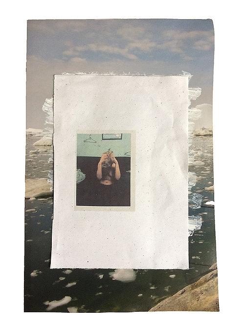 Ice Collage  /  2019  / Emilie Hemmingshøj