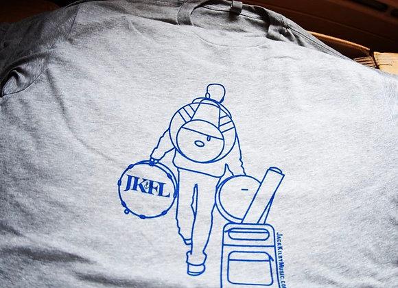 "The JKFL ""Keep Rolling"" Tee"