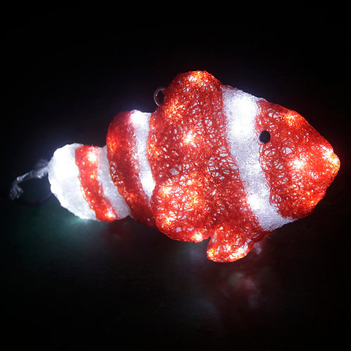 50 cm small sea fish Sculpt Landscape Light