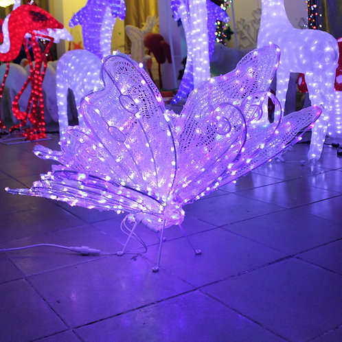 butterfly Sculpt Landscape Light