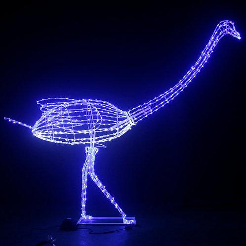 ostrich Sculpt Landscape Light