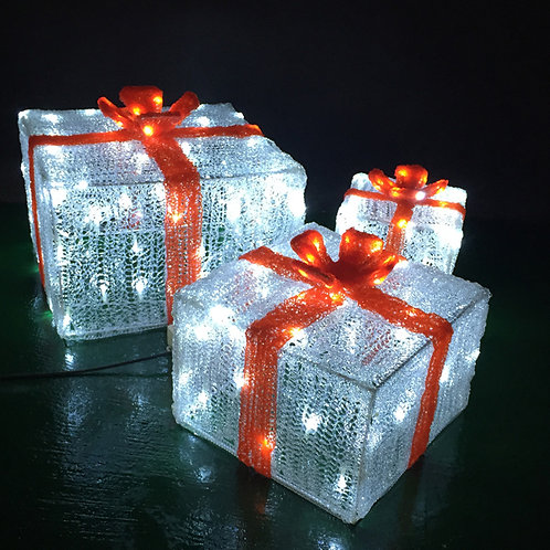 gift box Sculpt Landscape Light