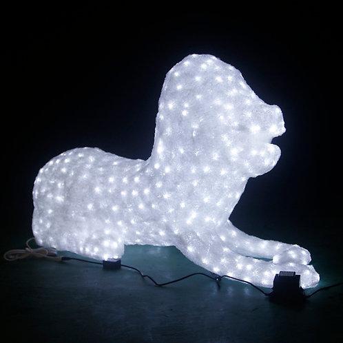 lion Sculpt Landscape Light