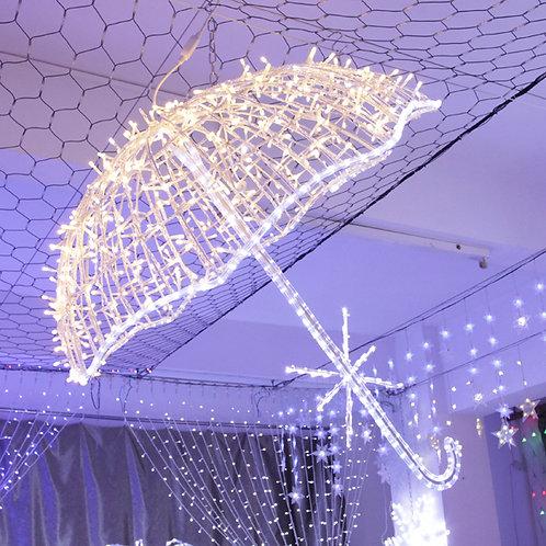 Umbrella Sculpt Landscape Light