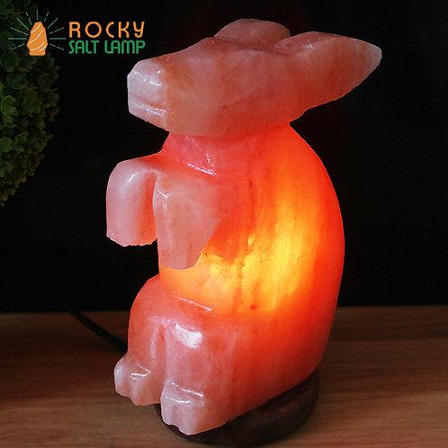 rabbit Himalaya Natural Salt Lamp