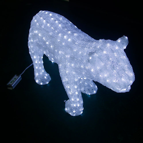 Polar bear Sculpt Landscape Light