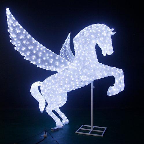 2.1m Pegasus Sculpt Landscape Light