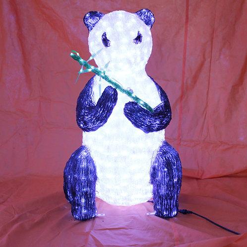 Panda Sculpt Landscape Light