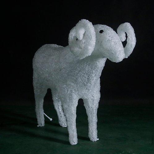 sheep Sculpt Landscape Light