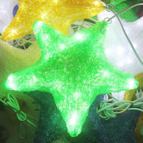 25cm Star Sculpt Landscape Light