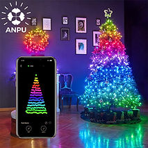 Twinkly Lights on a Decoration Tree.jpg