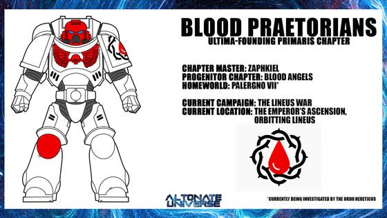 The Blood Praetorians