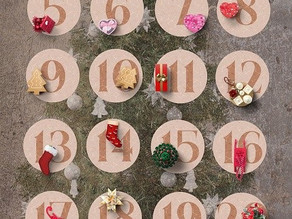 Il Calendario dell'Avvento per un Matrimonio da Favola